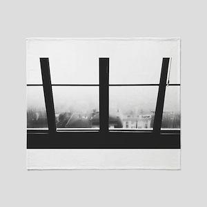 Photo Print - Monochromatic Throw Blanket