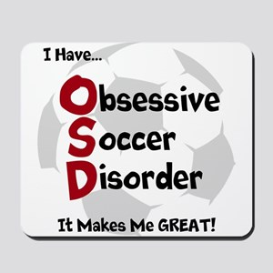 OSD Mousepad