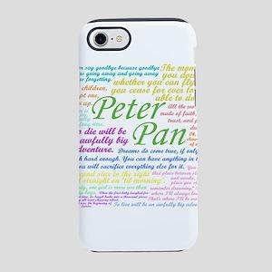 Peter Pan Quotes iPhone 8/7 Tough Case