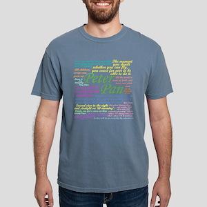 Peter Pan Quotes T-Shirt