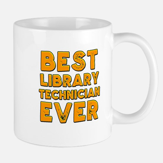 Best library technician ever Mugs
