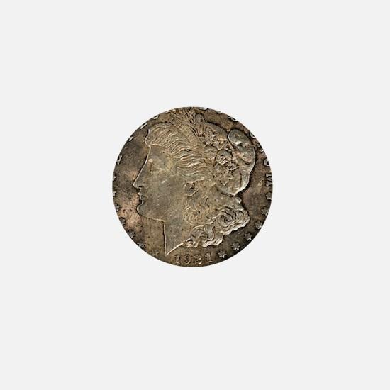 Unique Coin Mini Button