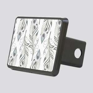 Beautiful Feathers Hitch Cover