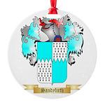 Sandyfirth Round Ornament