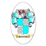 Sandyfirth Sticker (Oval)