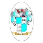 Sandyfirth Sticker (Oval 10 pk)