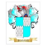 Sandyfirth Small Poster