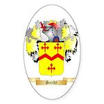 Sandy Sticker (Oval 50 pk)