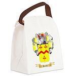 Sandy Canvas Lunch Bag