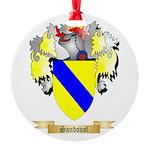 Sandoval Round Ornament