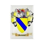 Sandoval Rectangle Magnet (10 pack)
