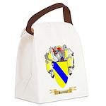 Sandoval Canvas Lunch Bag