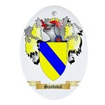 Sandoval Oval Ornament
