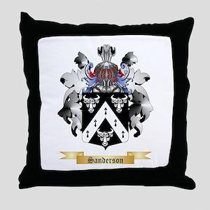 Sanderson Throw Pillow