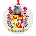 Sandell Round Ornament