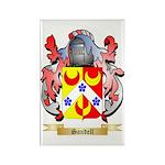 Sandell Rectangle Magnet (100 pack)