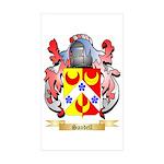 Sandell Sticker (Rectangle 50 pk)