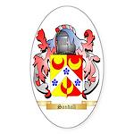 Sandall Sticker (Oval)