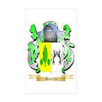 Sancho Sticker (Rectangle 50 pk)