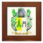 Sancho Framed Tile