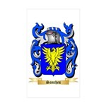 Sanches Sticker (Rectangle 10 pk)
