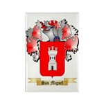 San Miguel Rectangle Magnet (10 pack)