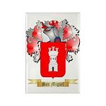 San Miguel Rectangle Magnet (100 pack)