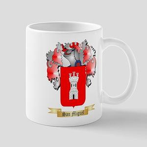 San Miguel Mug