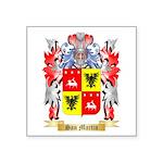 San Martin Square Sticker 3