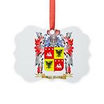San Martin Picture Ornament