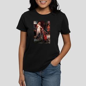 Accolade / Rottweiler Women's Dark T-Shirt