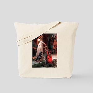 Accolade / Rottweiler Tote Bag