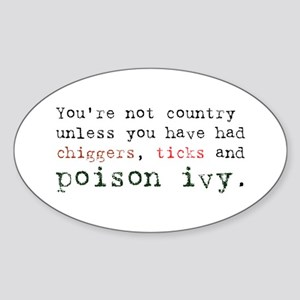 Not country Sticker