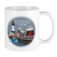 Arthur M. Anderson Mugs