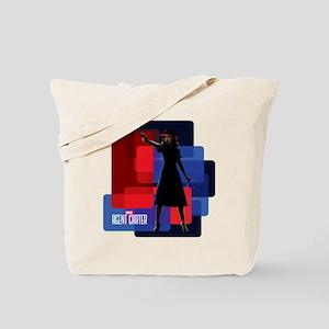 Agent Carter Squares Tote Bag