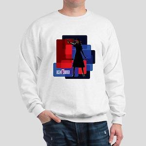 Agent Carter Squares Sweatshirt