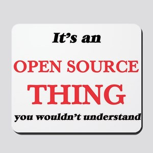 It's an Open Source thing, you would Mousepad