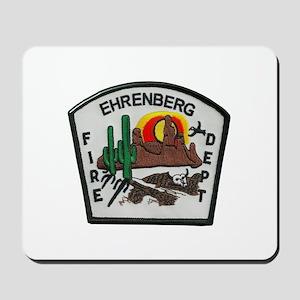 Ehrenberg Fire Department Mousepad