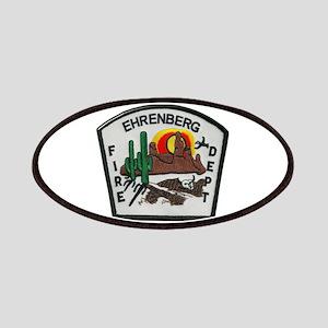 Ehrenberg Fire Department Patch