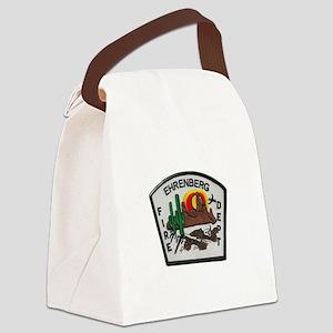 Ehrenberg Fire Department Canvas Lunch Bag