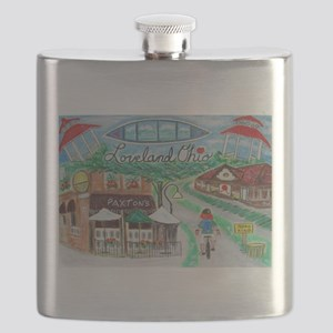 Loveland, Ohio - Lightened Flask