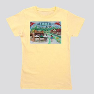 Loveland, Ohio - Lightened Girl's Tee