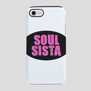 Soul Sista - Pink iPhone 8/7 Tough Case