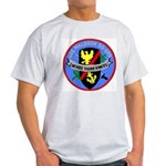 USS Waldron (DD 699) Light T-Shirt