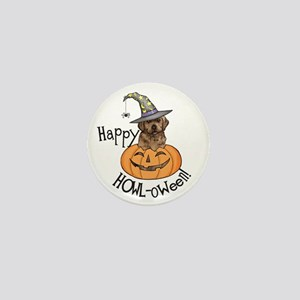 Halloween Lab Mini Button