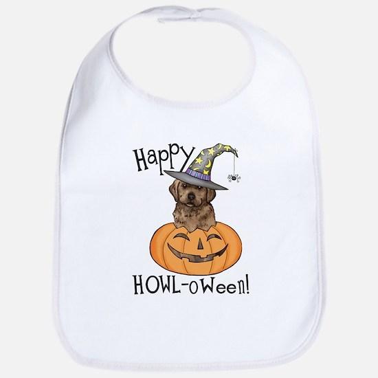 Halloween Lab Bib