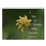 A Year Of Florida's Wild Orchids - Wall Calend