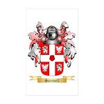 Samwell Sticker (Rectangle 50 pk)