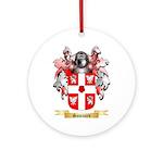 Samusev Round Ornament