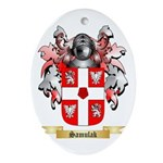 Samulak Oval Ornament